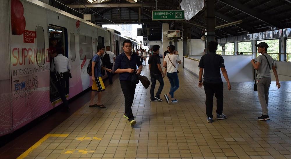 LRT station