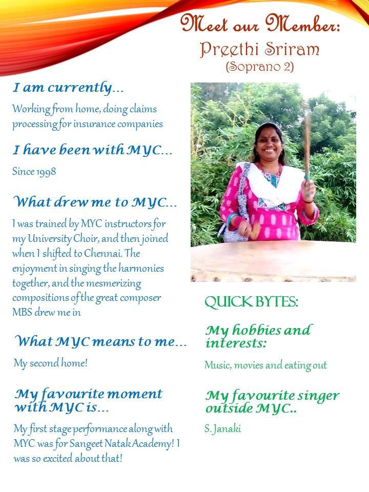 Preethi Sriram