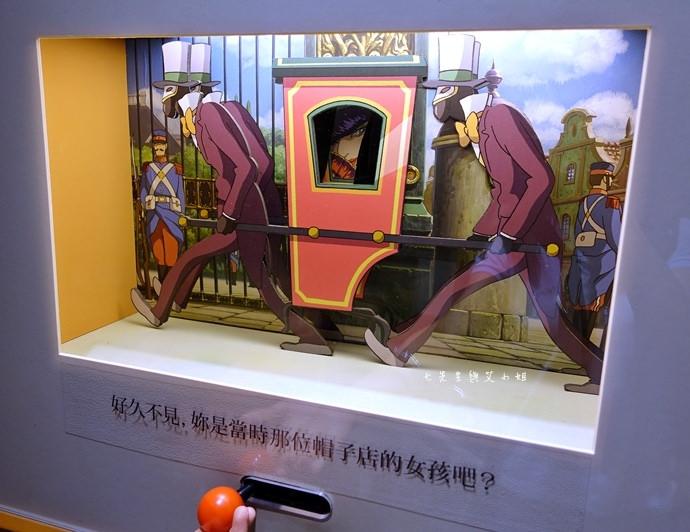 10 吉卜力的動畫世界特展
