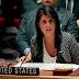 Breaking: Trump accepts Nikki Haley's resignation as UN ambassador