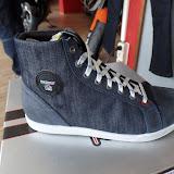 PROMO - 10%  basket richa homologué route avec renforts (en jeans ,en cuir ) 149e