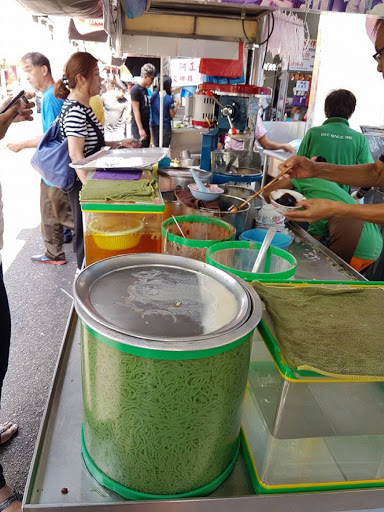 Penang Road Famous Teochew Chendol at Georgetown