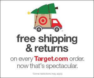 Free shipping target