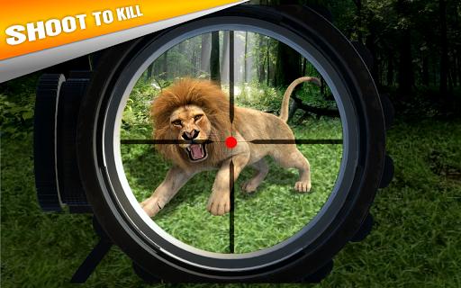 Animal Sniper Hunting: Jeep Simulator 3D 1.0.1 screenshots 7