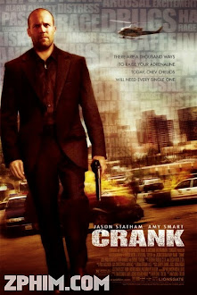 Kẻ Lập Dị - Crank (2006) Poster
