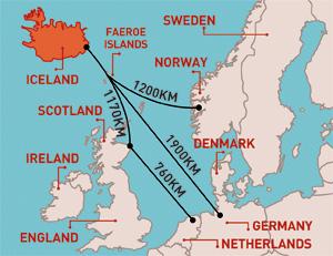 آيسلندا الأجمل الأفضل و الأثري في العالم المهاجرون