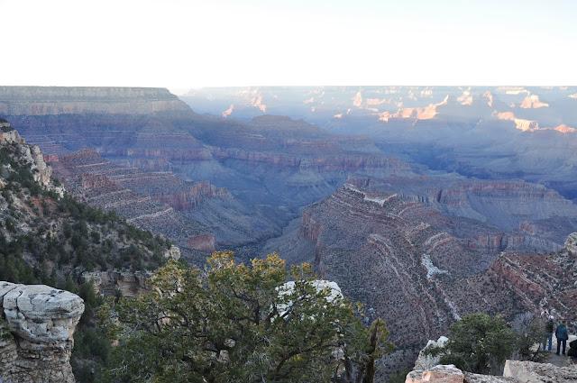 Гранд-Каньон, Аризона (Grand Canyon, AZ)