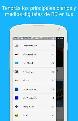 PERIÓDICOS R.D (No Internet) screenshot 4