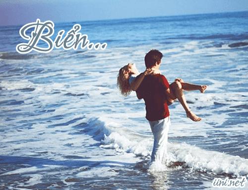 Thơ 8 chữ viết về Biển