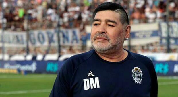 Dall'Argentina: Maradona dovrà essere operato per un ematoma subdurale nel cervello