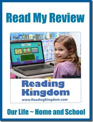 Reading Kingdom Review