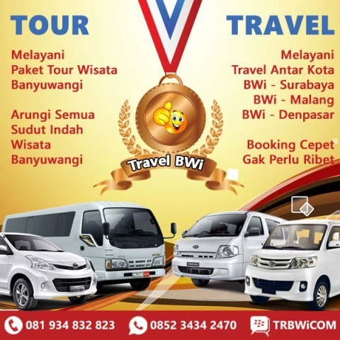 TravelBWI.com Banyuwangi Tour and Travel