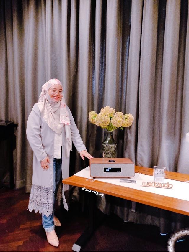 Jenama Audio Berusia 35 Tahun, Ruark Audio Kini Di Malaysia