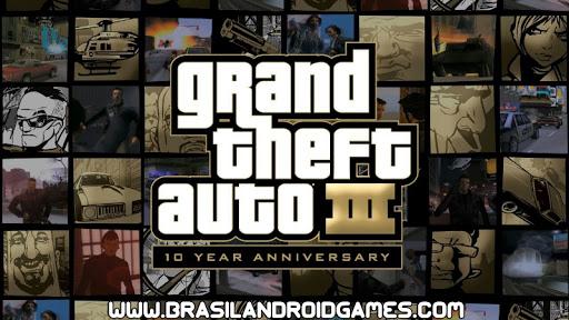 Grand Theft Auto 3 Imagem do Jogo