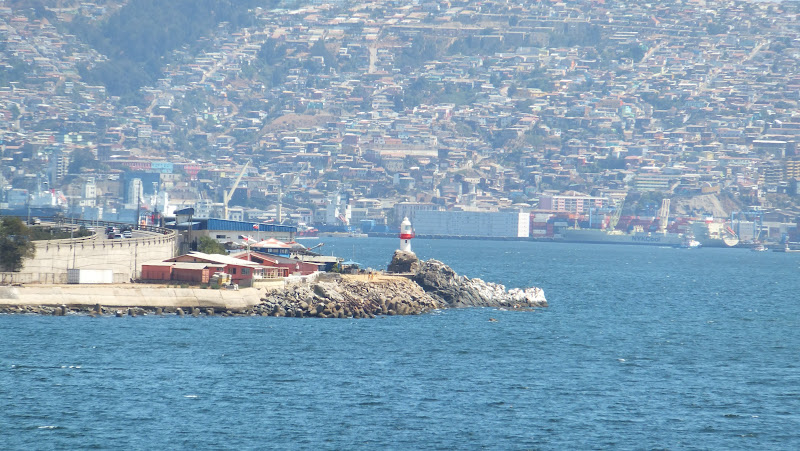 Viña del Mar, Chile, Faro, elisaorigami, travel, blogger, voyages, lifestyle