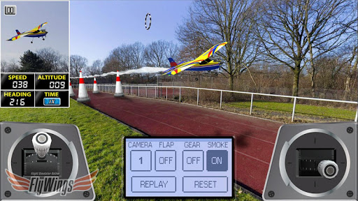 Real RC Flight Sim 2016 Free  screenshots 2