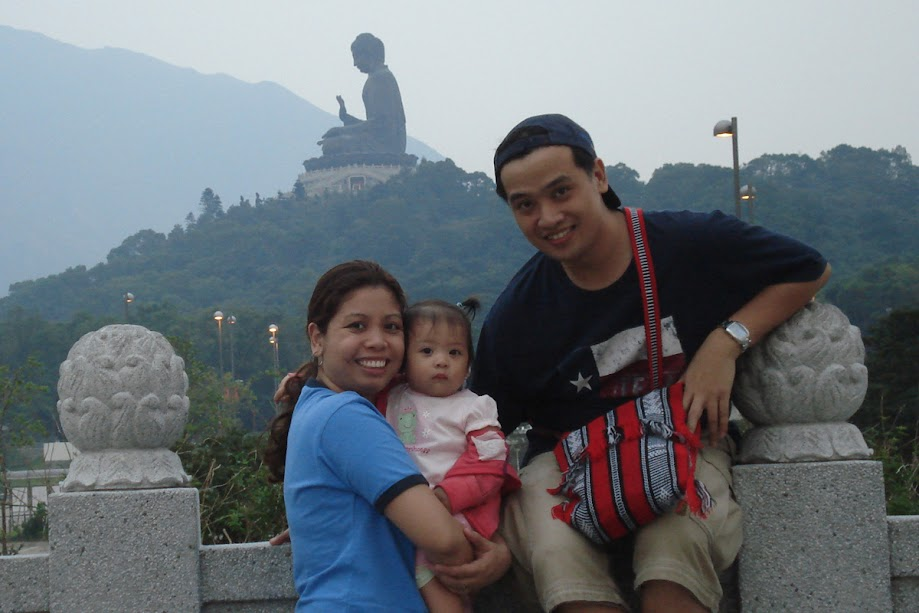 Family Trip to Hong Kong