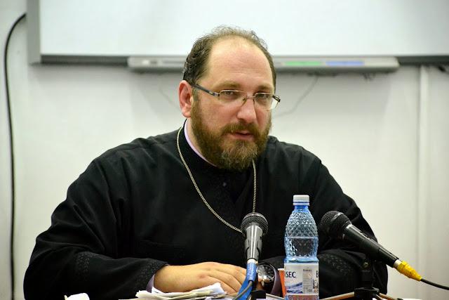 Pr. Constantin Necula despre tineri, FTOUB 201