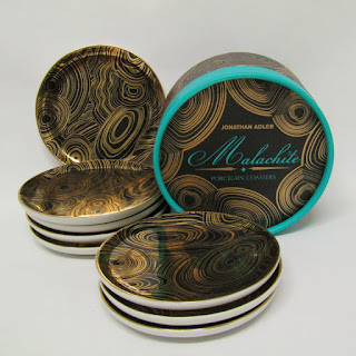 Set of Jonathon Adler Coasters