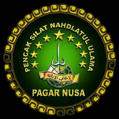 Desain Logo Pagar Nusa Psnu Pagar Nusa Jember