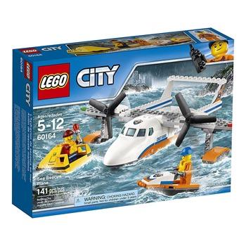 lego rescue plane