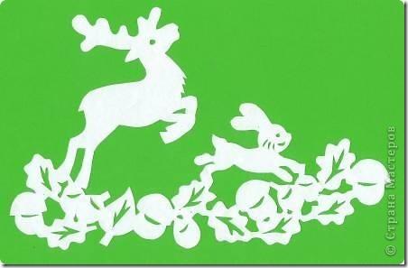 navidad arte recortado (5)