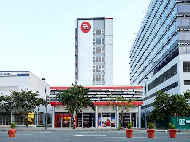 Tune Hotel Aseana City