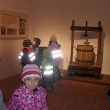 Exkurzia detí z MŠ v kaštieli