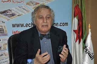 Ghozali: « Le général Toufik ne m'a pas proposé la présidence de le République »
