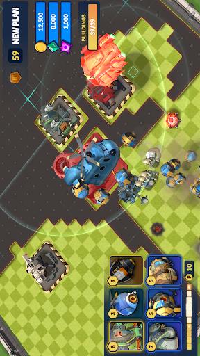 Download Mad Rocket: Fog of War - New Boom Strategy! MOD APK 7