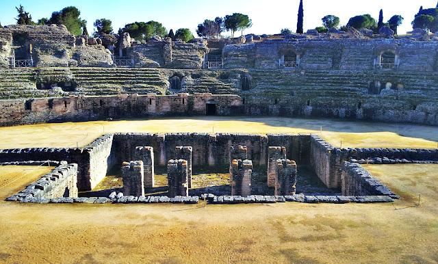 Conjunto Arqueológico de Itálica