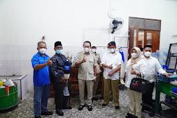 Ketua DPD Partai Gerindra Provinsi Kalbar H. Yuliansyah, S.E Berikan Sembako Pada Penyandang Disabilitas