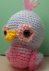 Free Amigurumi Patterns: Dudley Bird