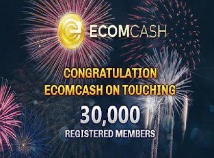Ecomcash Mobile - náhled