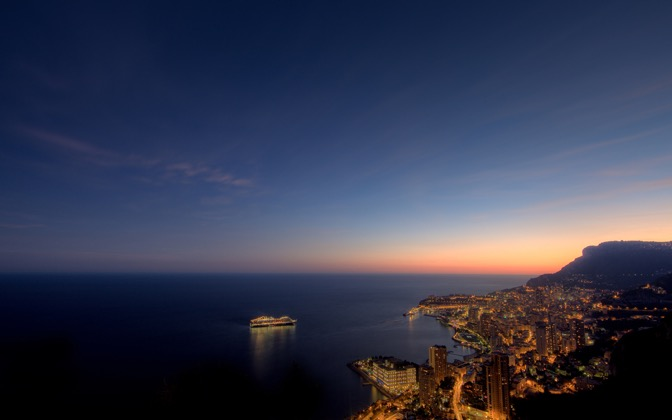 Good Night, Monaco by Crevisio1