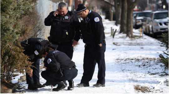 Baltimore, Chicago, Washington account for more than half of US murders