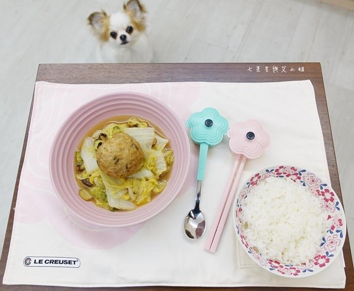 12 孫媽媽手工獅子頭 宅男老闆的獅子頭 隱藏版獅子頭住宅廚房手工製 台灣1001個故事