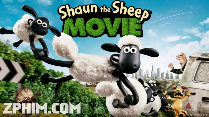 Ảnh trong phim Cừu Quê Ra Phố - Shaun the Sheep Movie 1