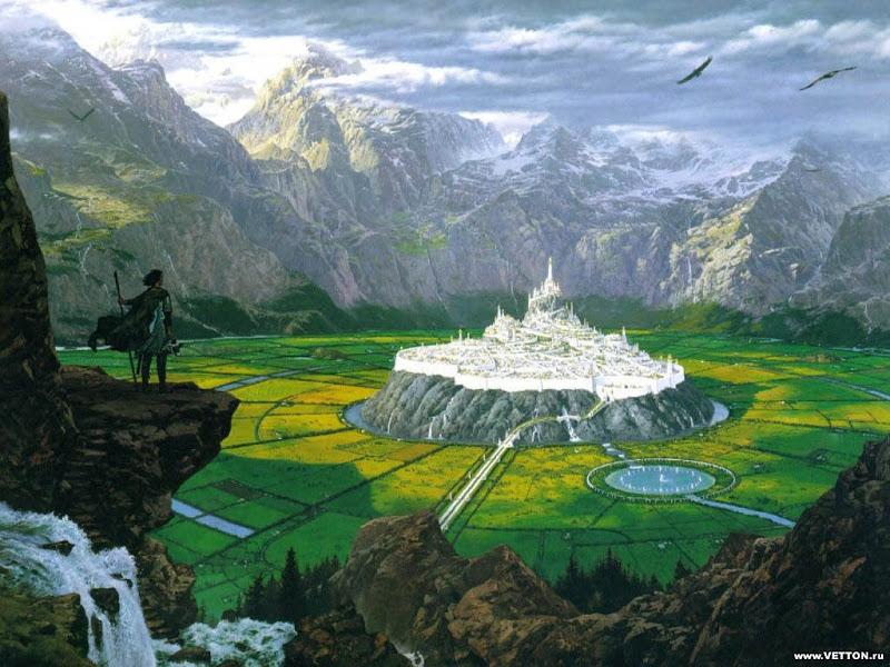 Dream Of Horror Landscape 4, Magical Landscapes 5