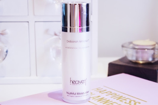 Heaven Skincare Youthful Moisturiser Review
