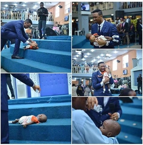 Liberation city church pastor resurrects dead baby