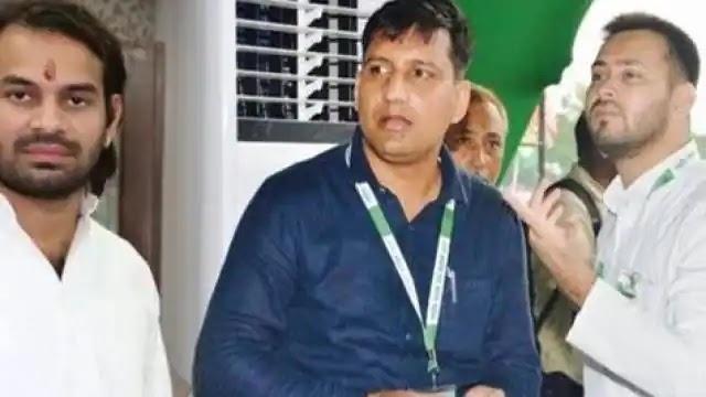 कौन हैं तेजस्वी यादव के 'प्रवासी सलाहकार' संजय यादव, जिस पर तेज प्रताप ने बोला है हमला