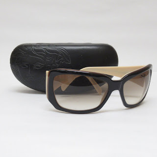 Versace Two-Tone Sunglasses