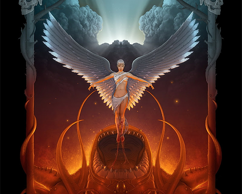 Flying Angel Of Nature, Angels 5