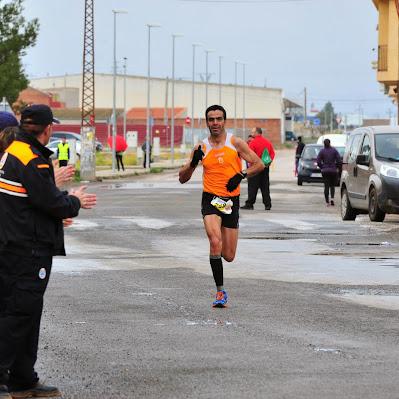Media Maratón de Bolaños 2015 - Llegada