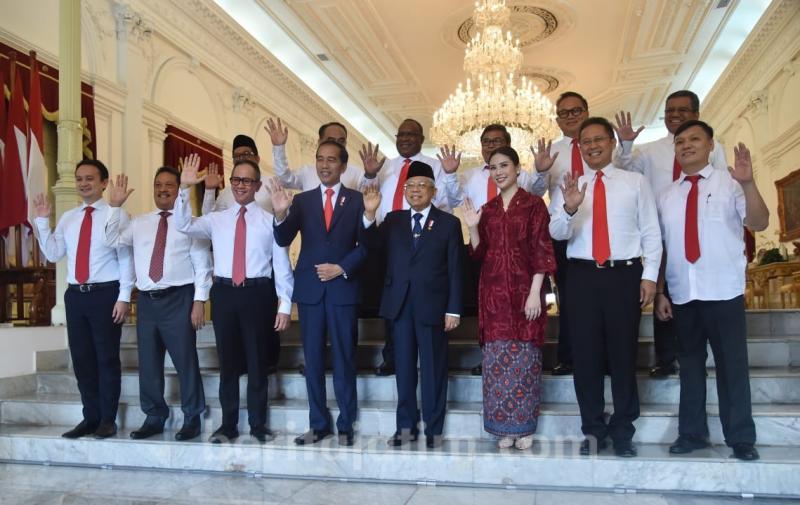 MK Larang Wamen Tak Boleh Rangkap Jabatan, Istana: Tak Mengikat!