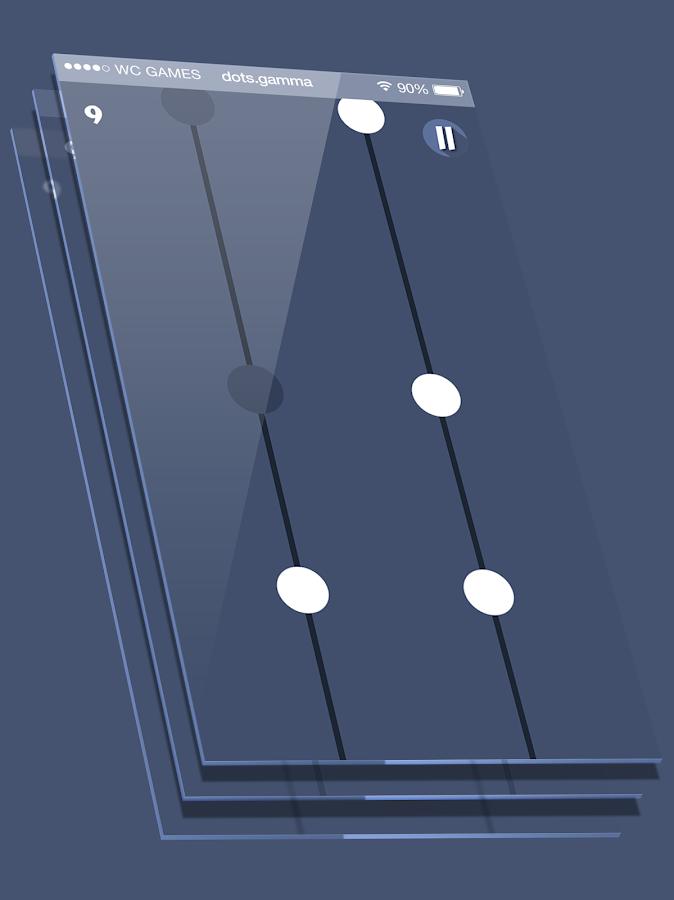 dots.gamma - στιγμιότυπο οθόνης