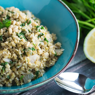 Freekeh Healthy Recipes