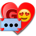 GO SMS Hearts Theme icon