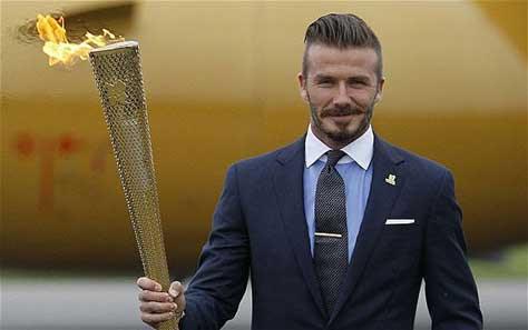 David Beckham, Juegos Olímpicos